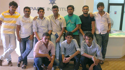Students who sat for the Red Hat Certified System Administrator (RHCSA) exam.