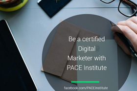 Digital marketing courses at PACE Institute
