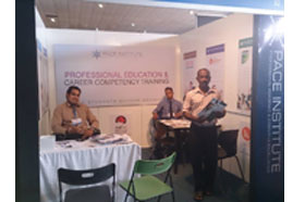 PACE Institute at EDEX Mid Year Expo  2014.