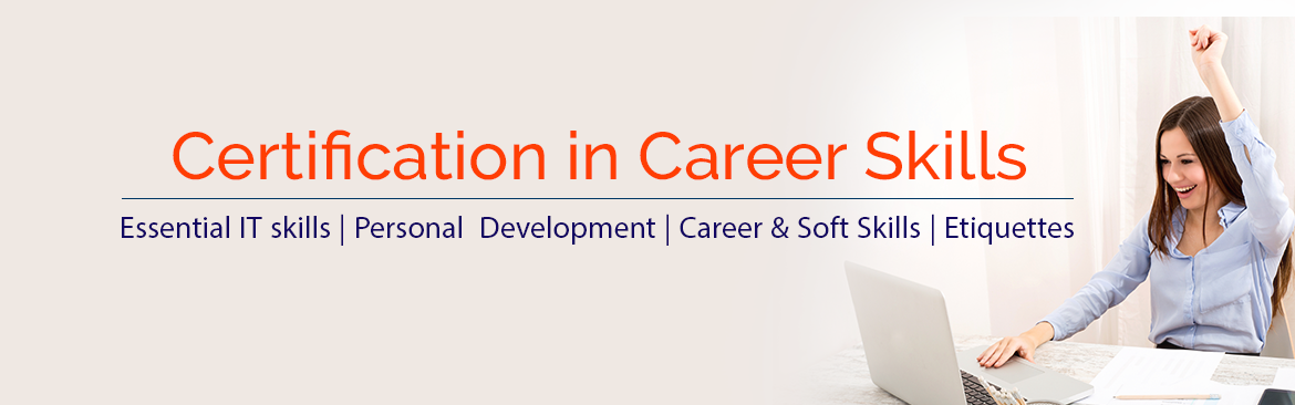 Certification in Career Skills