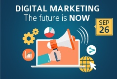 Digital Marketing. The Future is Now.