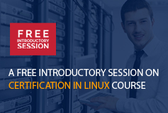 A Free Introductory Session on Certificate in Linux