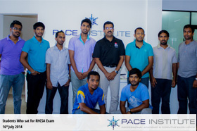Red Hat RHCSA - RHCE exams conducted in Sri Lanka